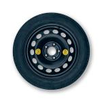 MERCEDES M<br/>(01/2005 – 12/2015)<br/>19 inch<br/>RESERVEWIEL (thuiskomer)
